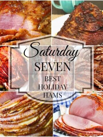 Saturday Seven Series Title Pic- Hams
