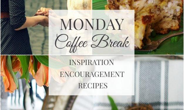Monday Coffee Break #31
