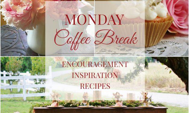Monday Coffee Break #34