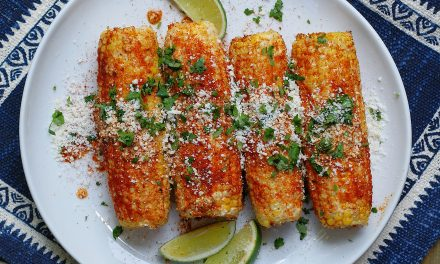 Mexican Street Corn Foil Packets