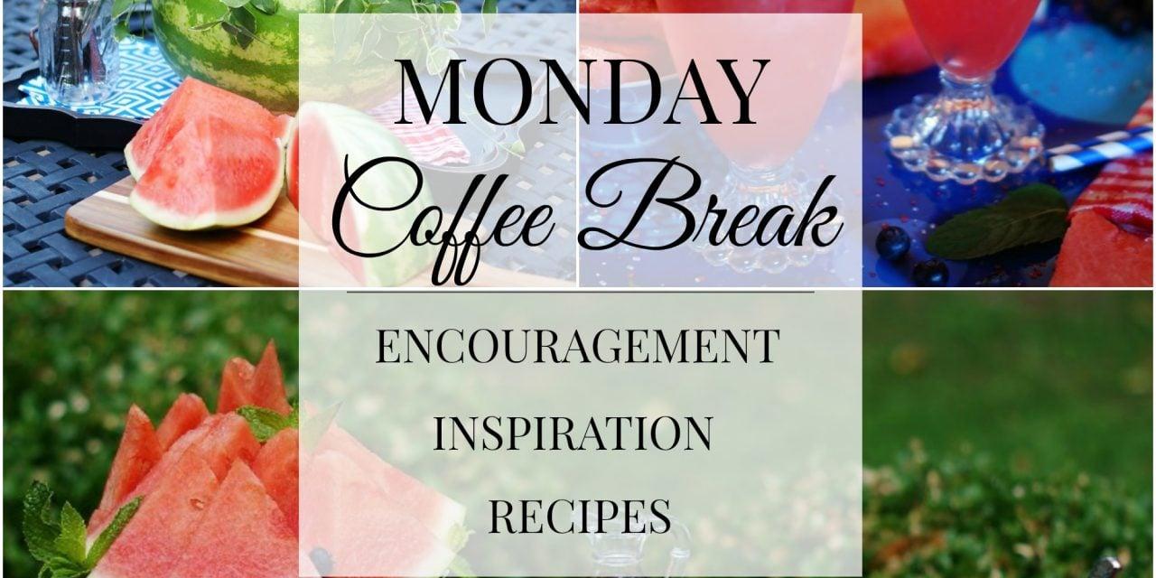 Monday Coffee Break #37