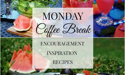 Monday Coffee Break #37