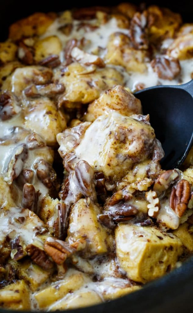Cinnamon Roll Casserole from Spicy Southern Kitchen