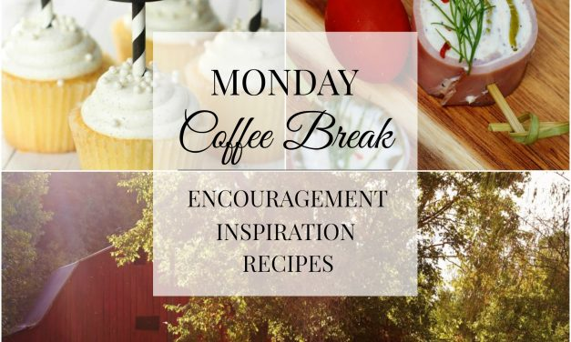 Monday Coffee Break #35