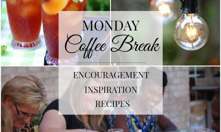 Monday Coffee Break #38