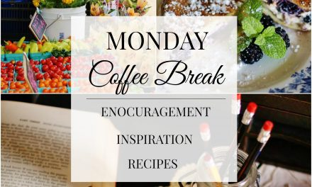 Monday Coffee Break #40