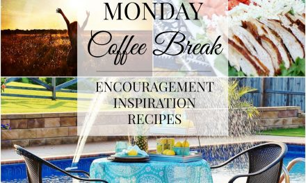Monday Coffee Break #41
