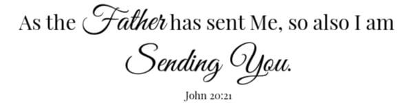 Lemon Centerpiece Scripture
