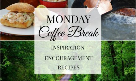 Monday Coffee Break #43