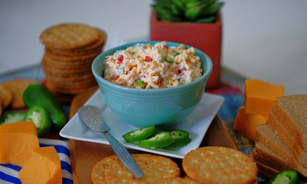The Best Jalapeno Pimento Cheese