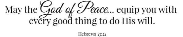 Hebrews 13:21