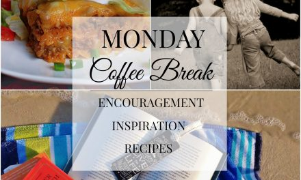 Monday Coffee Break #44