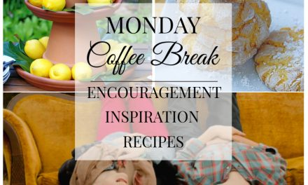 Monday Coffee Break #45