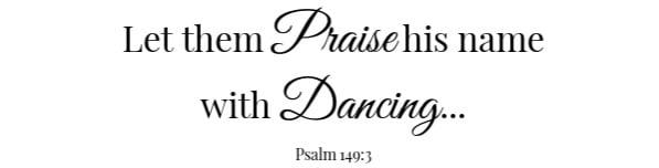 Chocolate Potato Chips Scripture - Psalm 149:3