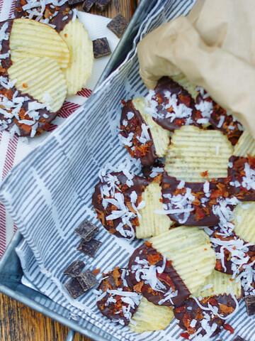 Chocolate Potato Chip TITLE