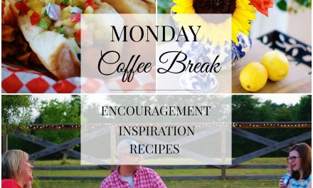 Monday Coffee Break #49