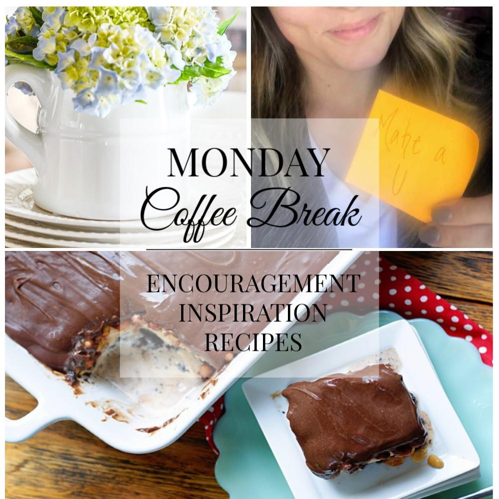 Monday Coffee Break Title