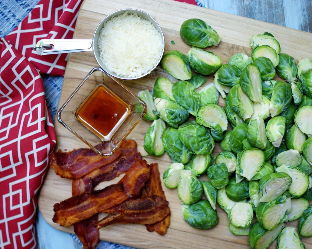 Brussel Sprouts ingredients