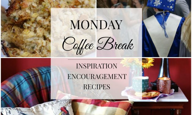 Monday Coffee Break #51