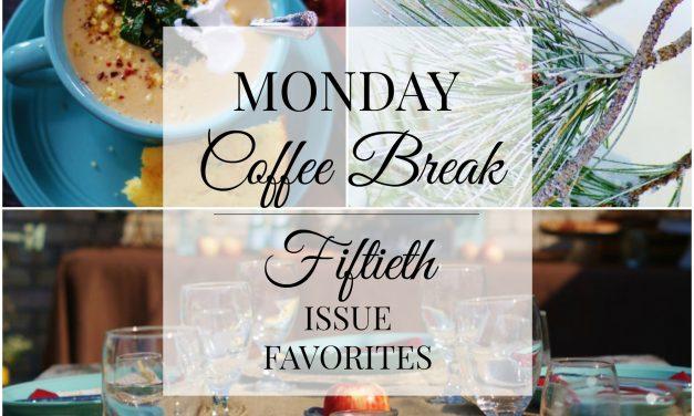 Monday Coffee Break #50