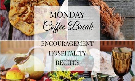 Monday Coffee Break #52