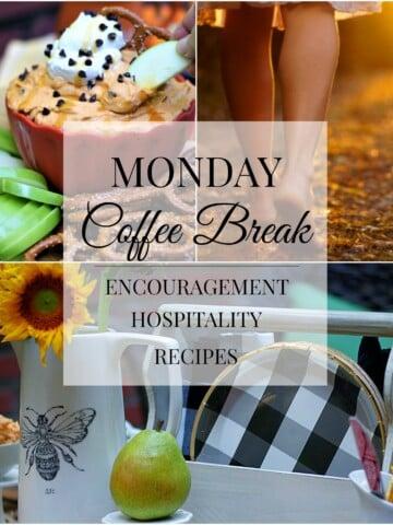 Monday Coffee Break #53