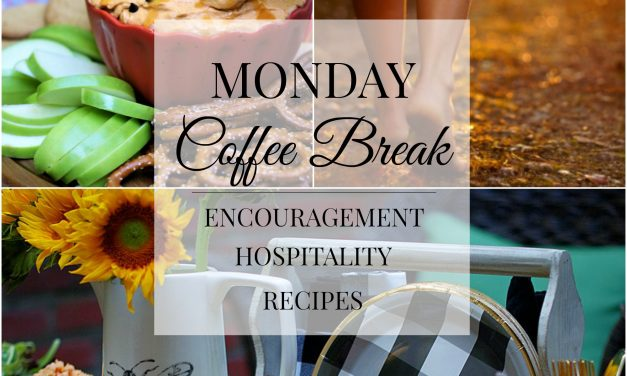 Monday Coffee Break #53