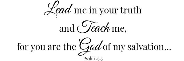 Apple Spice Caramel Corn Scripture- Psalm 25:5