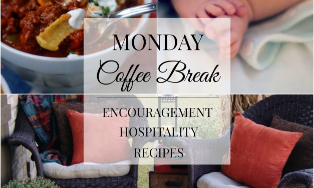 Monday Coffee Break #54