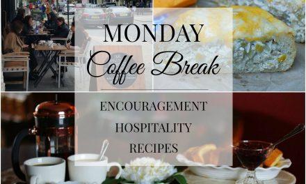 Monday Coffee Break #55