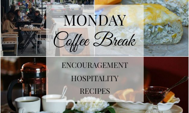 Monday Coffee Break #55