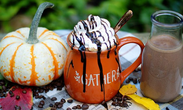 Pumpkin Mocha Coffee Creamer