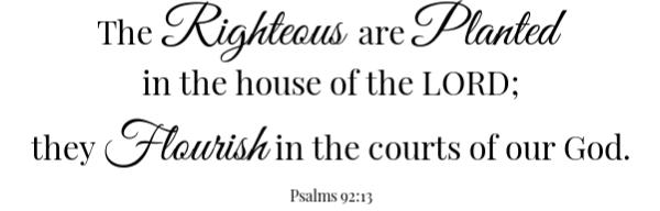 sausage & cream cheese hand pie scripture psalm 92:13