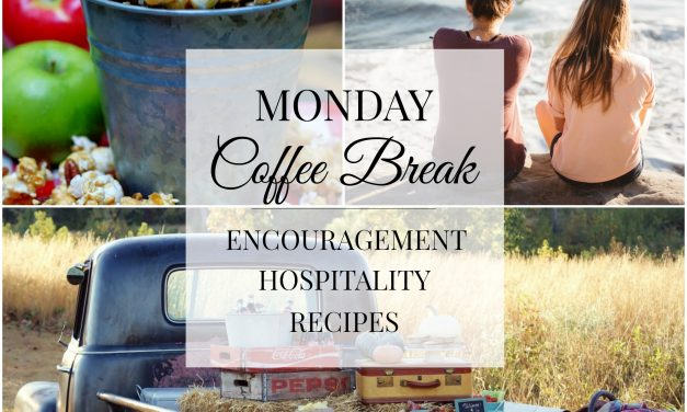 Monday Coffee Break #56