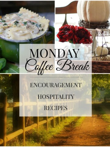 MOnday Coffee Break #57 Title Collage