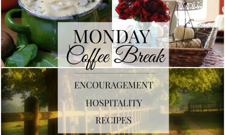 Monday Coffee Break #57
