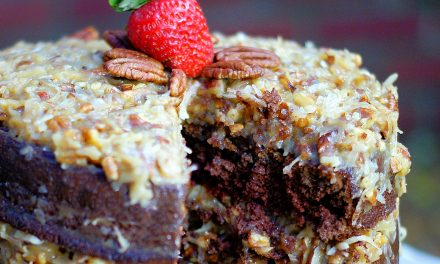 Mamaw's German Chocolate Cake