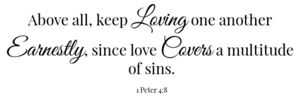 Leftover Turkey Sliders Scripture- 1 Peter 4:8