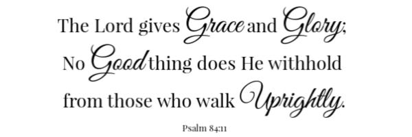 Pepper Jack Mac & Cheese Scripture- Psalm 84:13