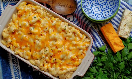 Ultimate Pepper Jack Mac & Cheese