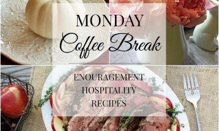 Monday Coffee Break #58