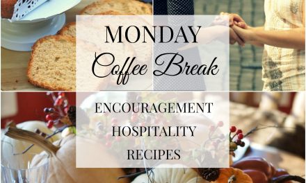 Monday Coffee Break #60