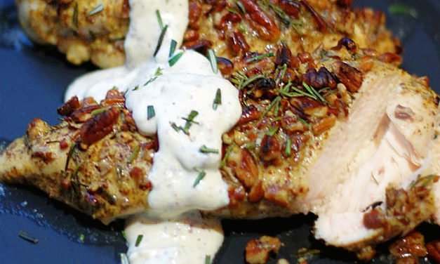 Southern Pecan Chicken