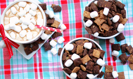 The Best Hot Chocolate Snack Mix