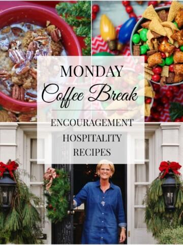 Coffee Break 62 Title Collage
