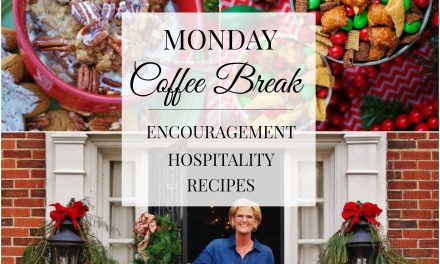 Monday Coffee Break #62