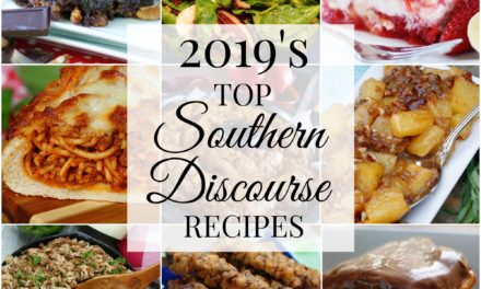 The Top 10 Recipes for 2019!