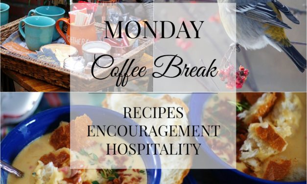 Monday Coffee Break #63