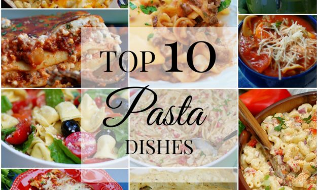 Top 10 Delicious Pasta Dishes