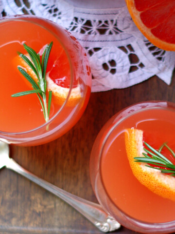 Ruby Grapefruit Punch Title